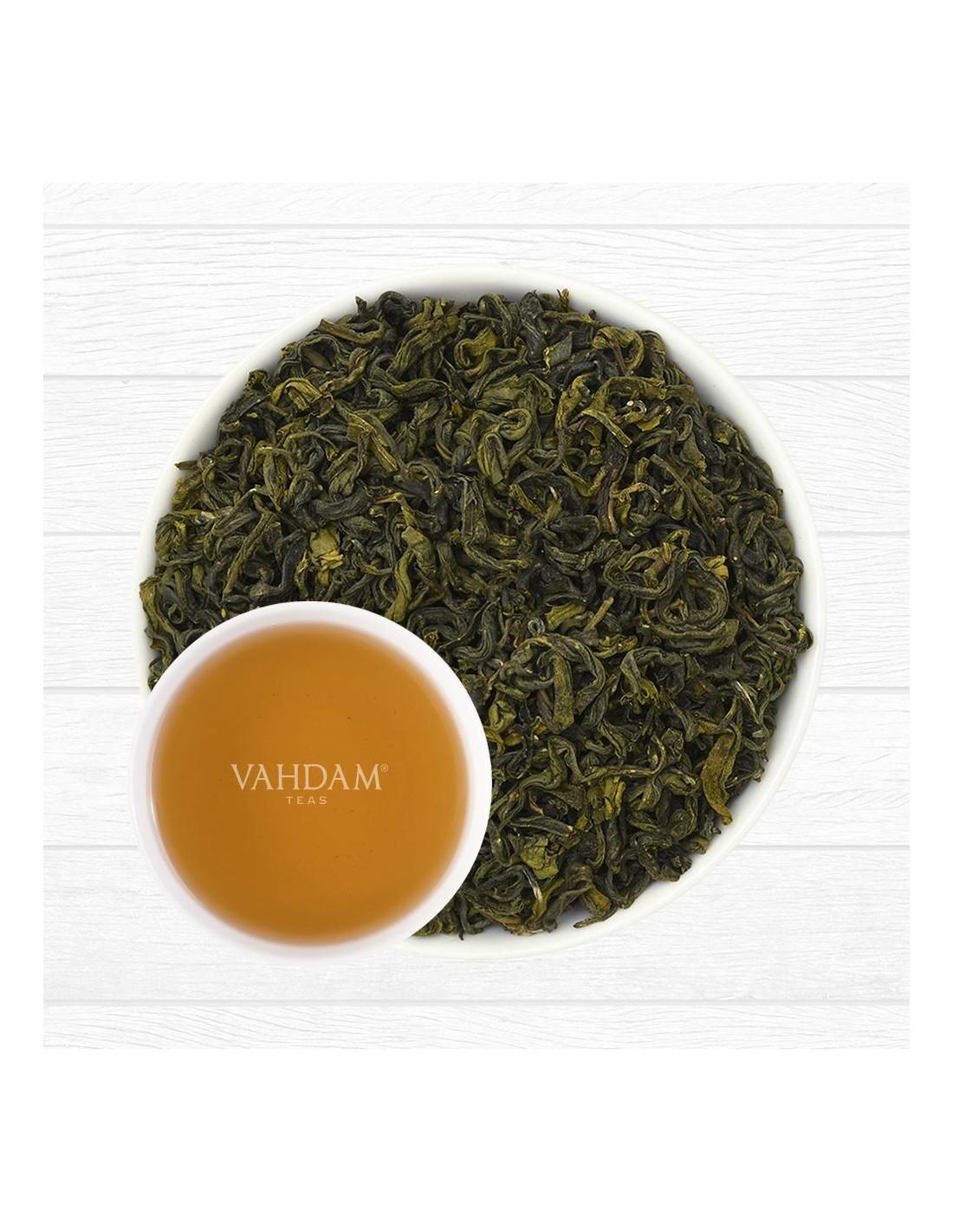 Earl Grey Darjeeling Green Tea - Republika Smaków Sp. z o.o.