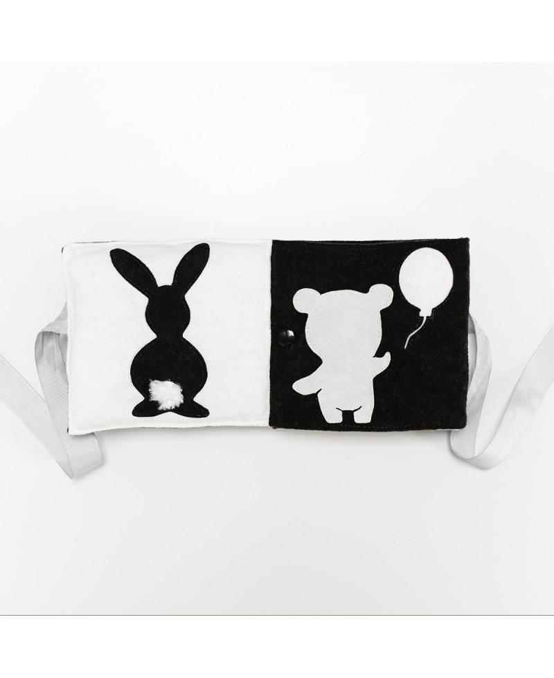 Black and White - Bejbik Books | JestemSlow.pl