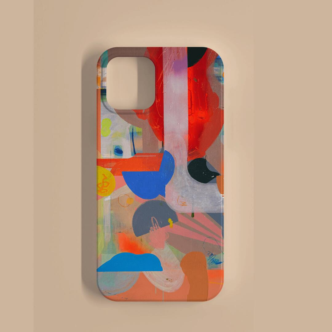 Etui abstract - Klo   JestemSlow.pl