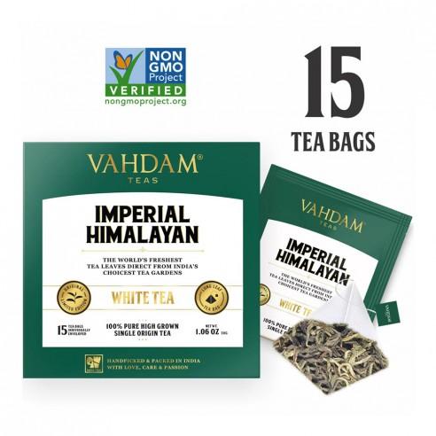 Imperial Himalayan White Tea - Republika Smaków Sp. z o.o.   JestemSlow.pl
