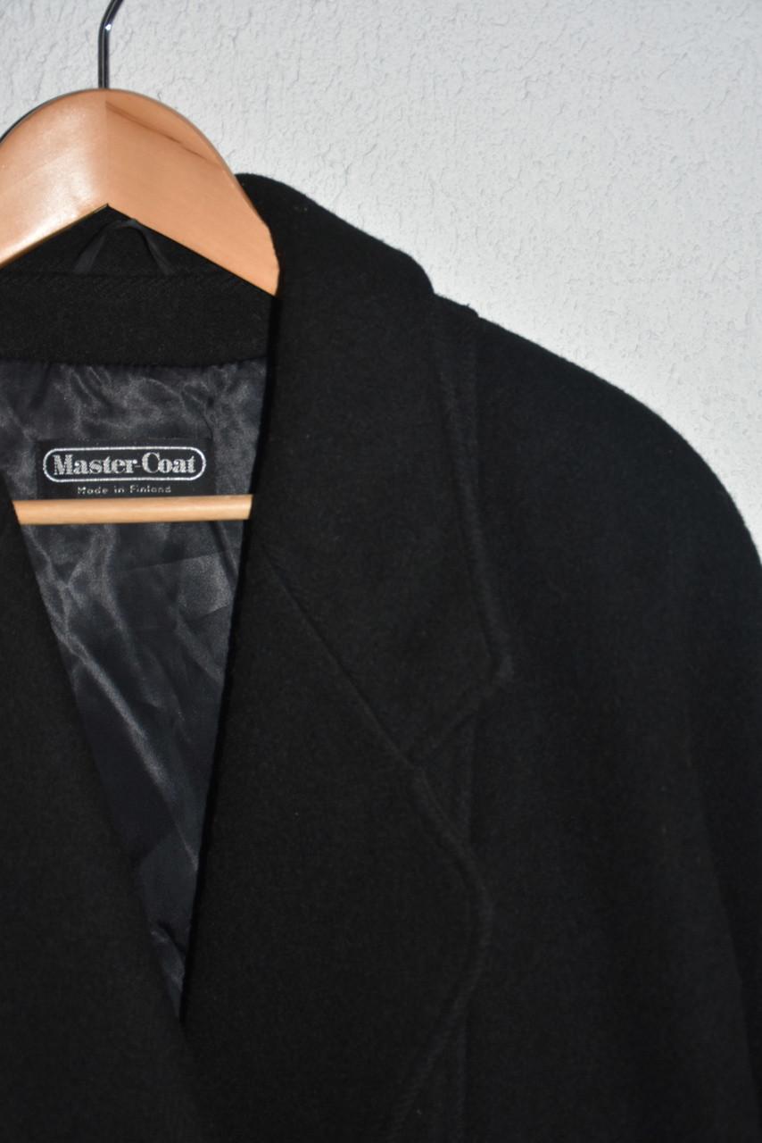 Gruby wełniany płaszcz - PONOŚ SE vintage shop | JestemSlow.pl