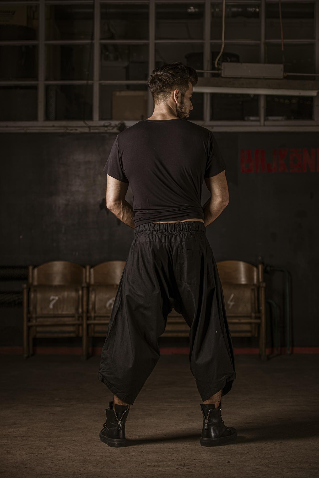 Spodnie Wietnam unisex - Lemme