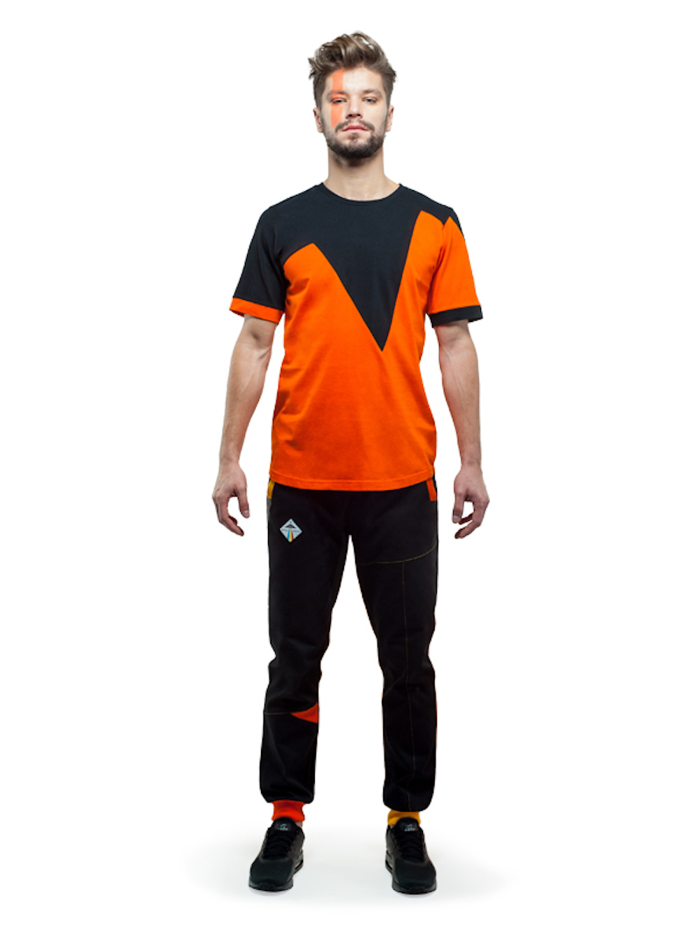 Orion T-shirt (Orange) - Okuaku
