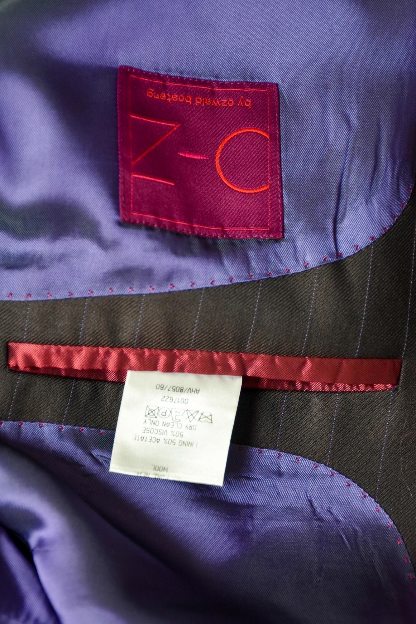 Luksusowa marynarka Ozwald Boateng - PONOŚ SE vintage shop | JestemSlow.pl