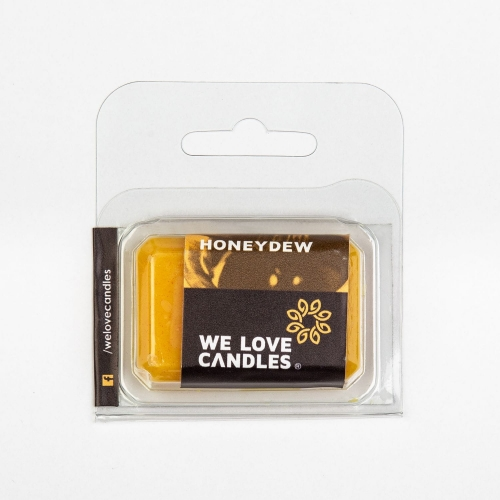 Wosk zapachowy Honeydew - We Love Candles&We Love Beds