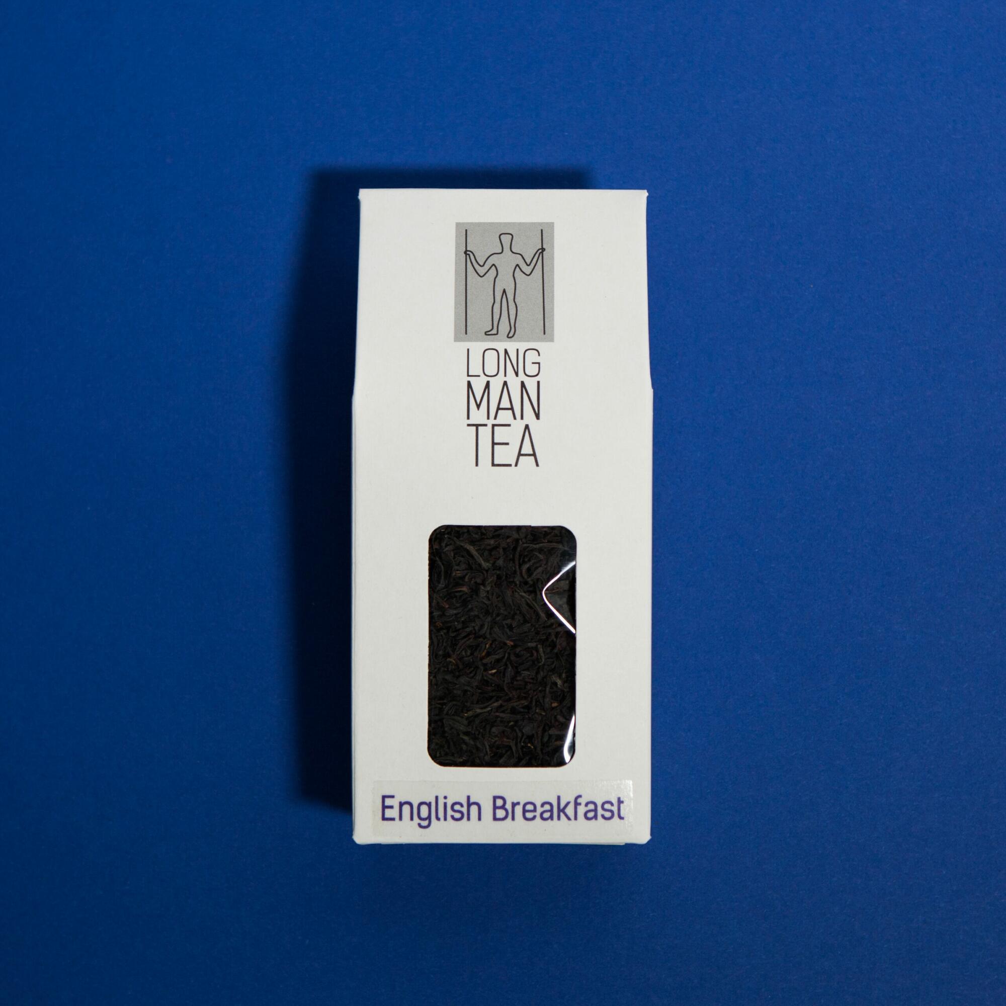 Long Men Tea- English Breakfast 80g - Coffee Gang | JestemSlow.pl