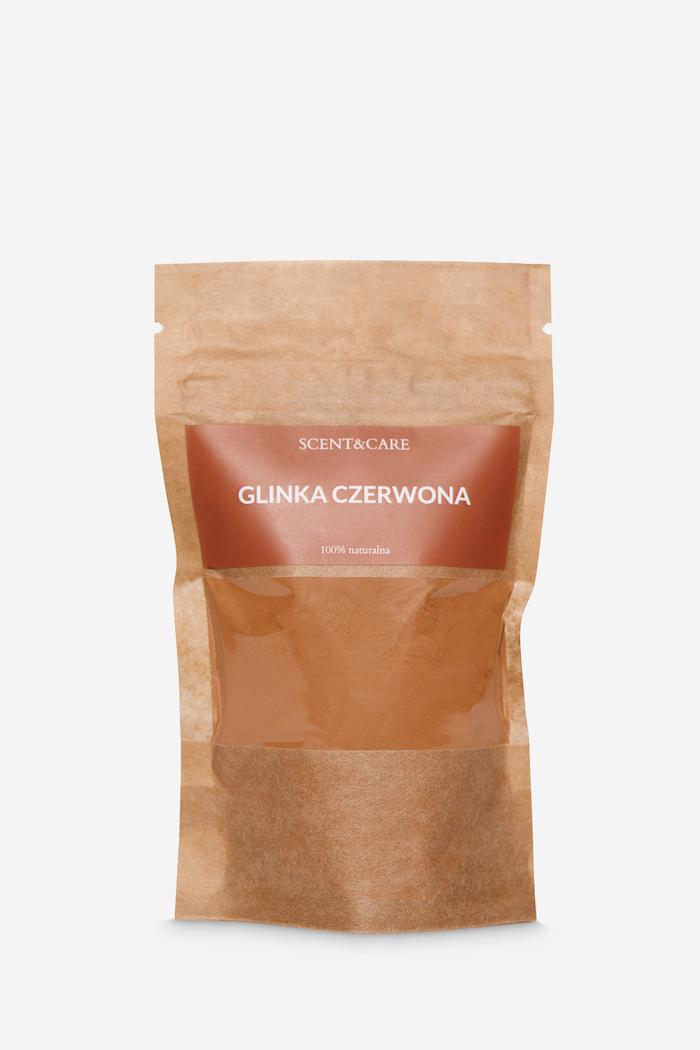 GLINKA CZERWONA - SCENT&CARE   JestemSlow.pl
