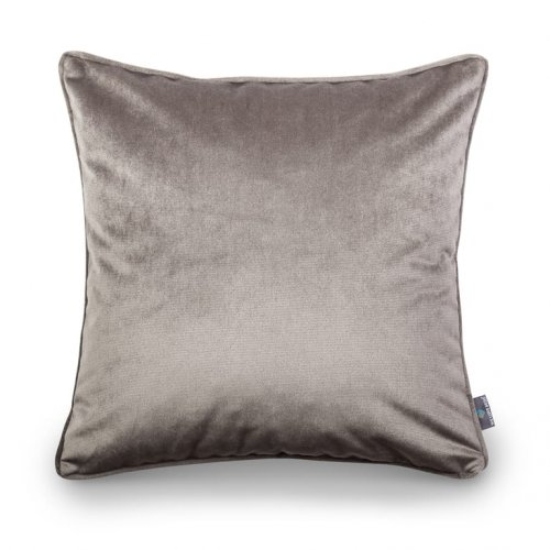 Poduszka dekoracyjna Grey Velvet 50x50 cm - We Love Candles&We Love Beds   JestemSlow.pl