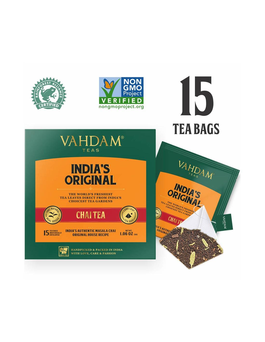 India's Original Black Tea - Republika Smaków Sp. z o.o.