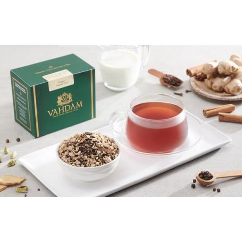 Ginger Masala Chai Tea - Republika Smaków Sp. z o.o. | JestemSlow.pl