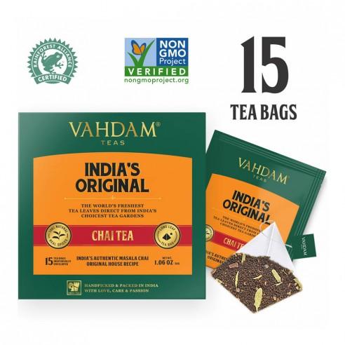 India's Original Black Tea - Republika Smaków Sp. z o.o. | JestemSlow.pl