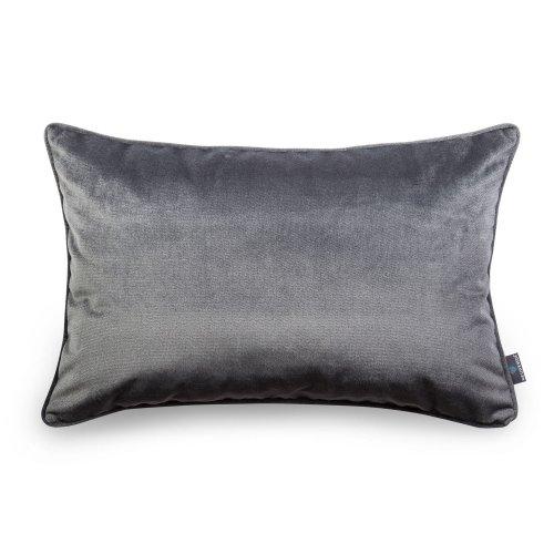 Poduszka dekoracyjna Dark Grey 40x60 cm - We Love Candles&We Love Beds | JestemSlow.pl
