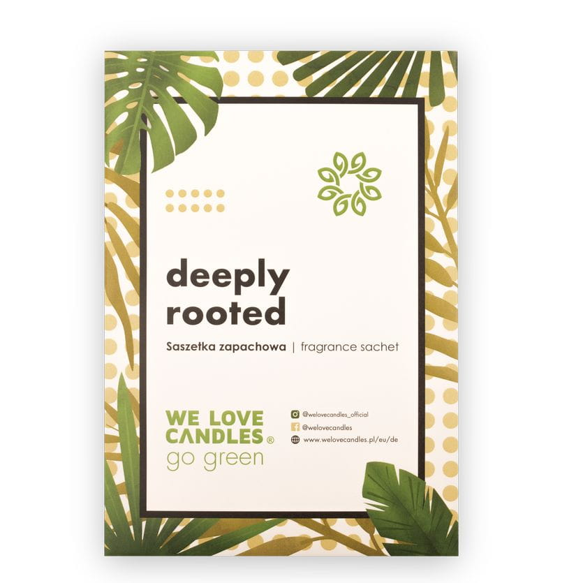Saszetka zapachowa Deeply Rooted - We Love Candles&We Love Beds