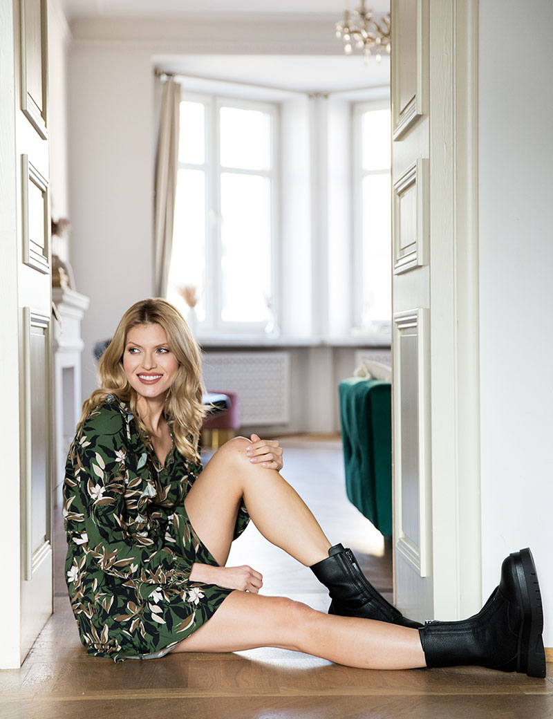 Sukienka Monica Green - Loli-Pop   JestemSlow.pl