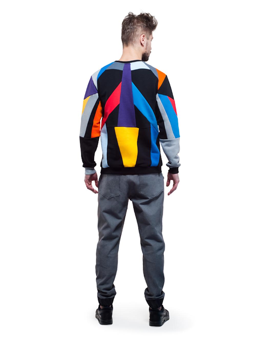 Kaleidoscope Sweatshirt - Okuaku