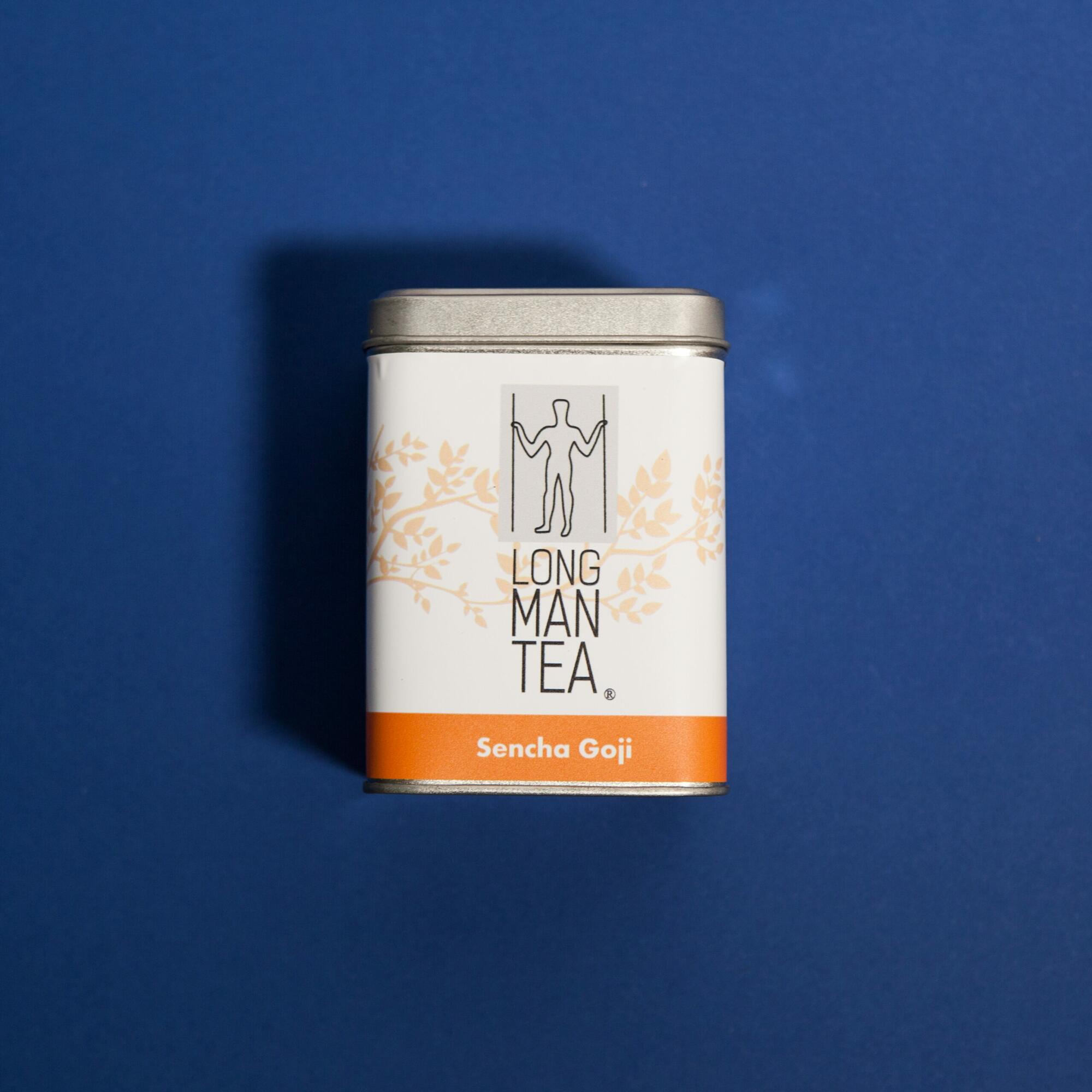 Long Men Tea- Sencha Goji 120g - Coffee Gang | JestemSlow.pl