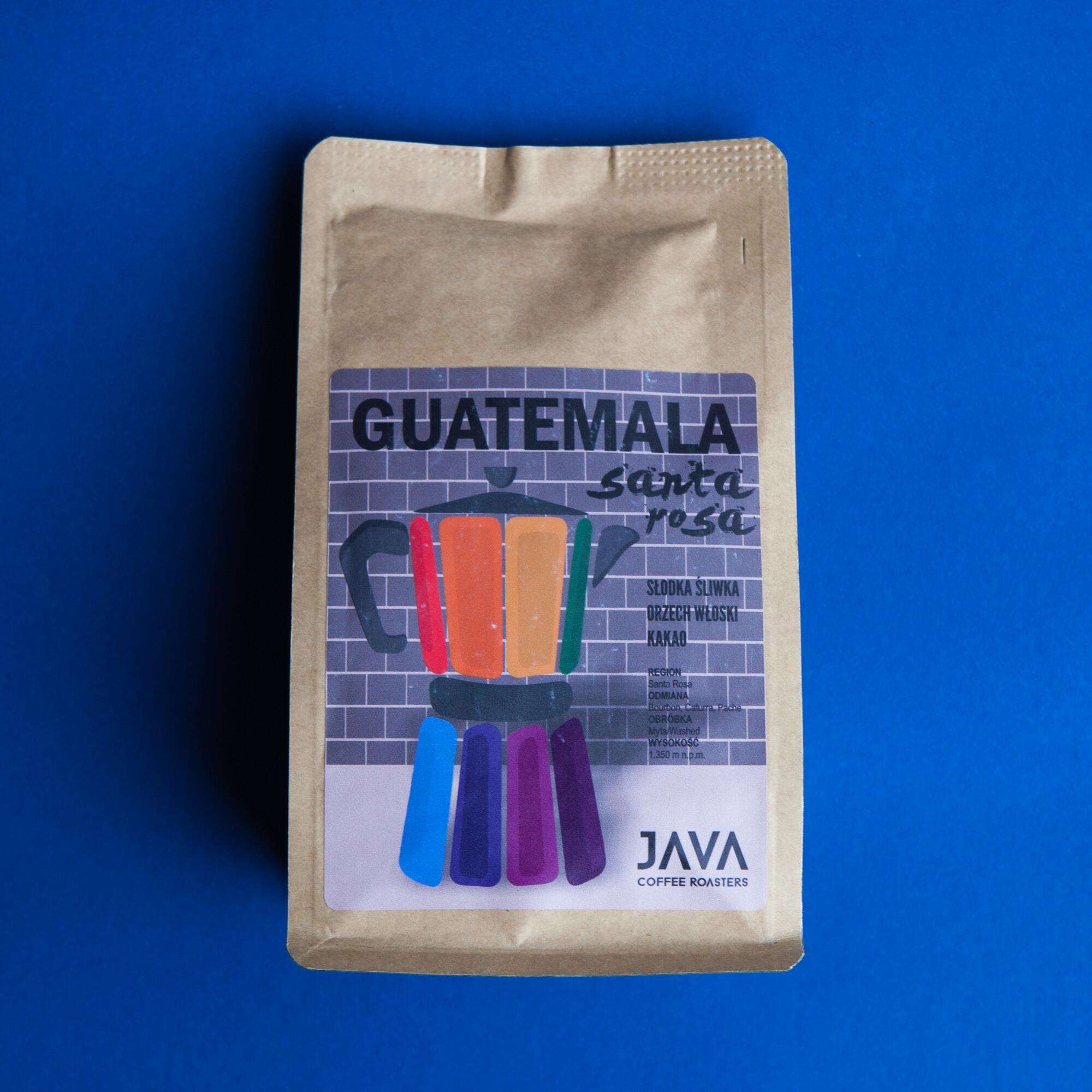 Java Gwatemala Santa Rosa 250g - Coffee Gang | JestemSlow.pl