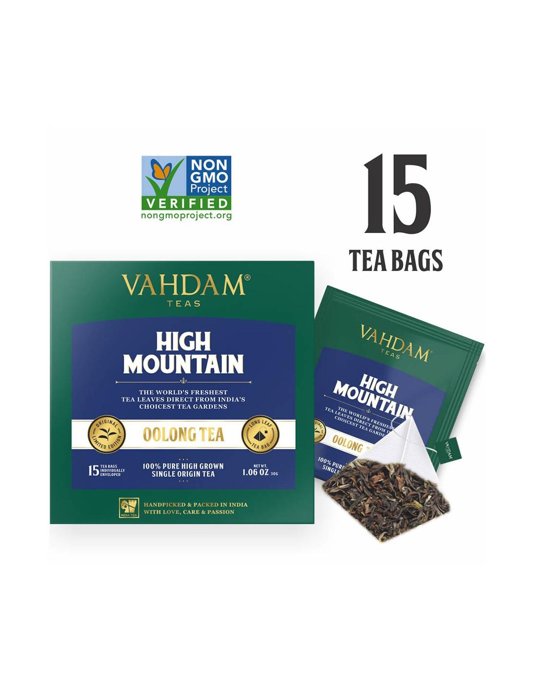High Mountain Oolong Tea - Republika Smaków Sp. z o.o.