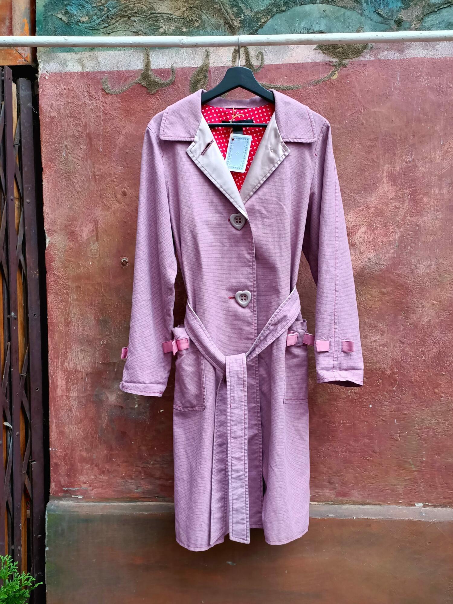 Płaszcz Marc Jacobs - Avalonia vintage mine | JestemSlow.pl