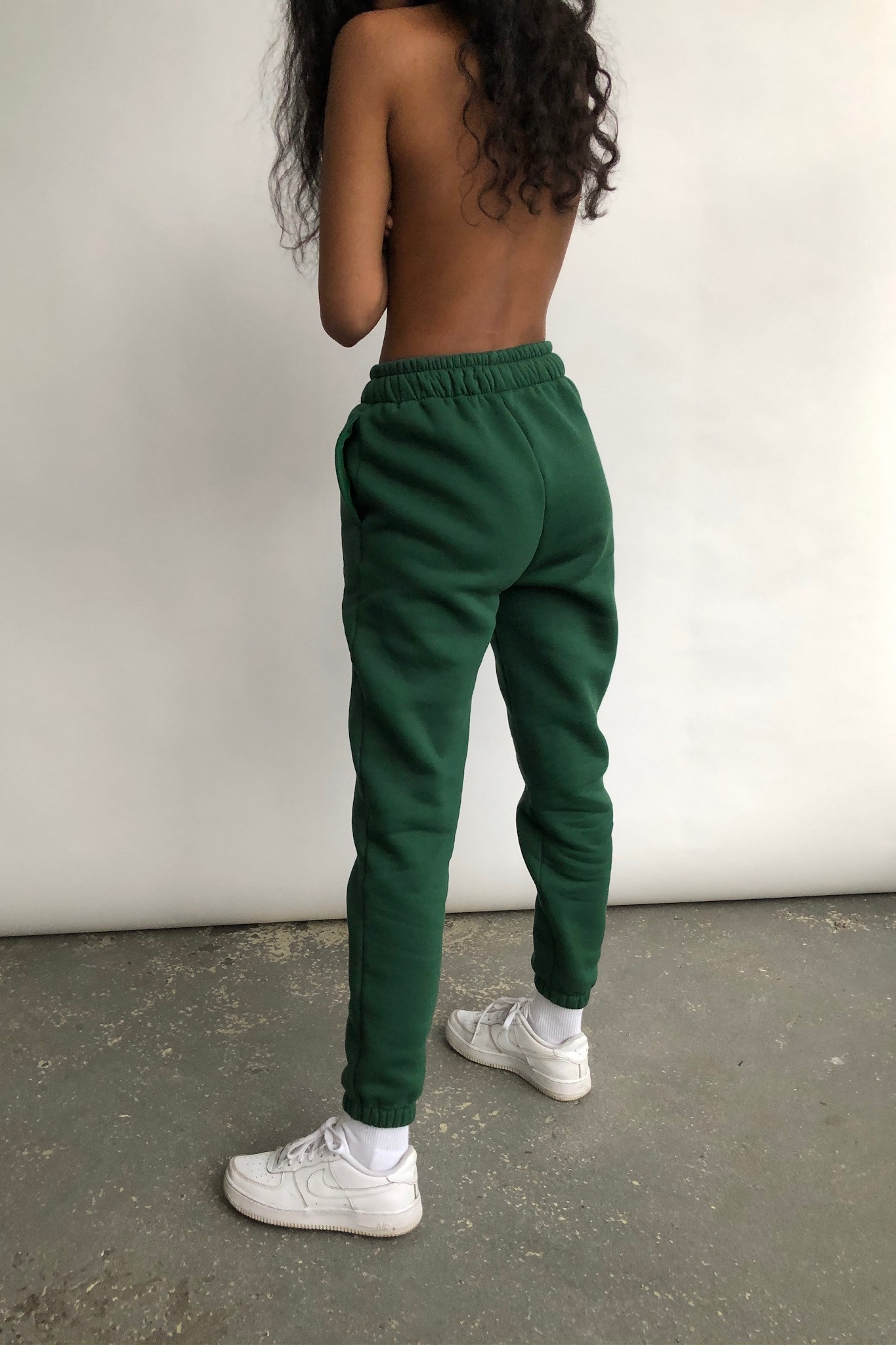 Green Club Sweatpants - whysoserious | JestemSlow.pl
