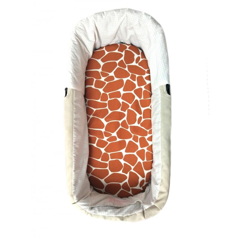 Prześcieradło do wózka - Baby Giraffe - BIMBS