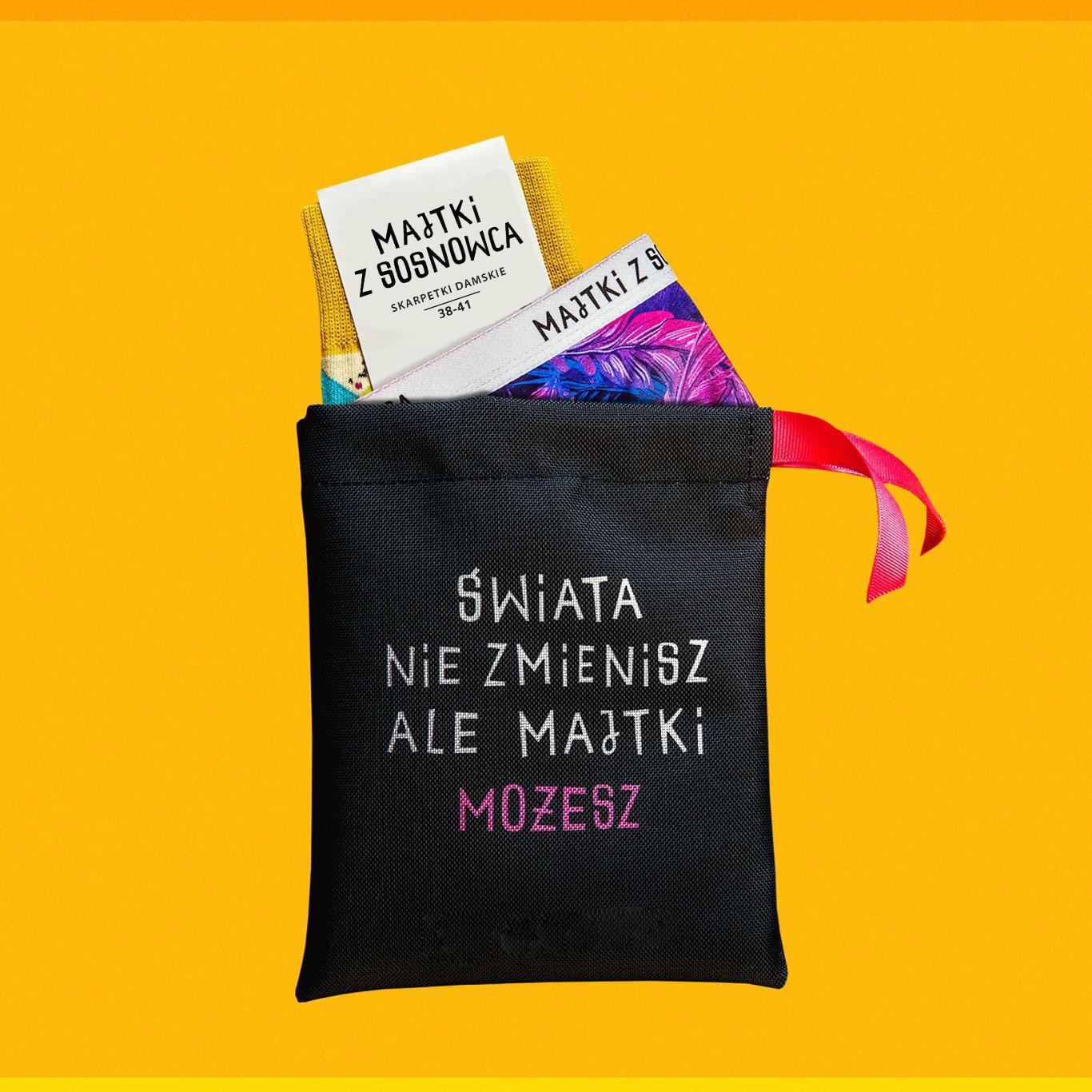 WORECZEK PREZENTOWY - Majtki z Sosnowca by After Panty