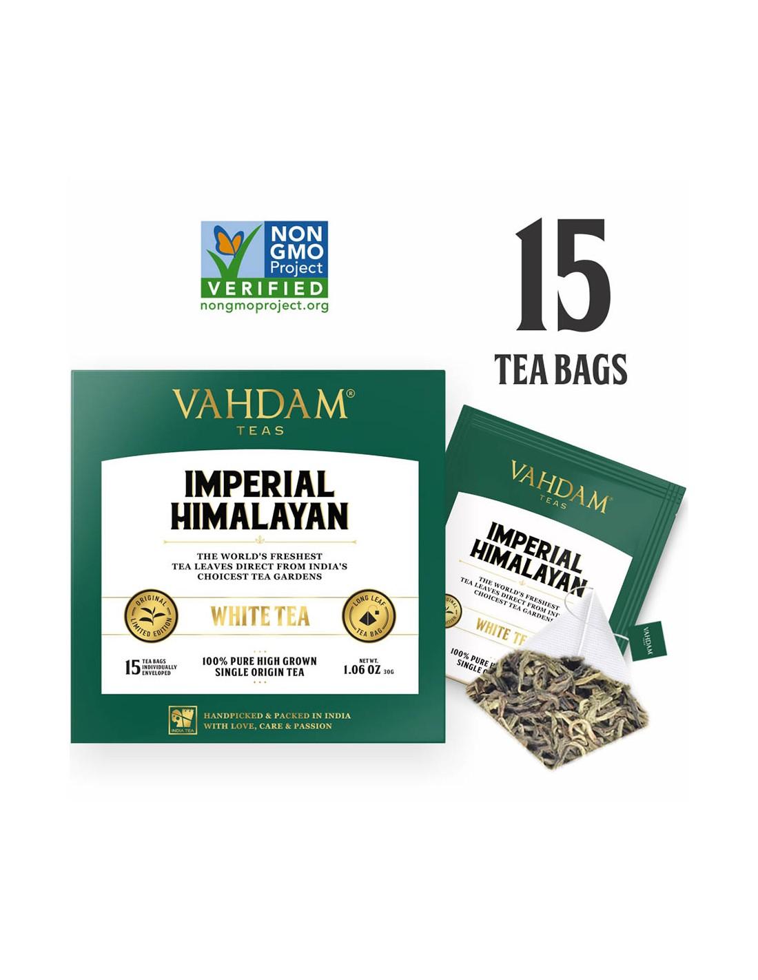 Imperial Himalayan White Tea - Republika Smaków Sp. z o.o.