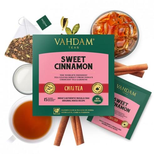 Sweet Cinnamon Chai Tea - Republika Smaków   JestemSlow.pl