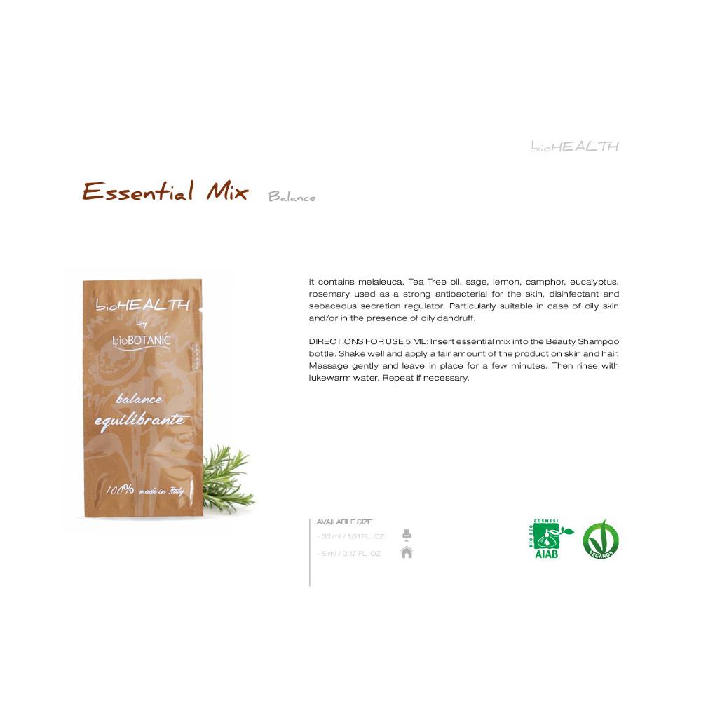 bioHEALTH ESSENTIAL MIX BALANCE - bioBOTANIC, bioMAN, ESSERE | JestemSlow.pl