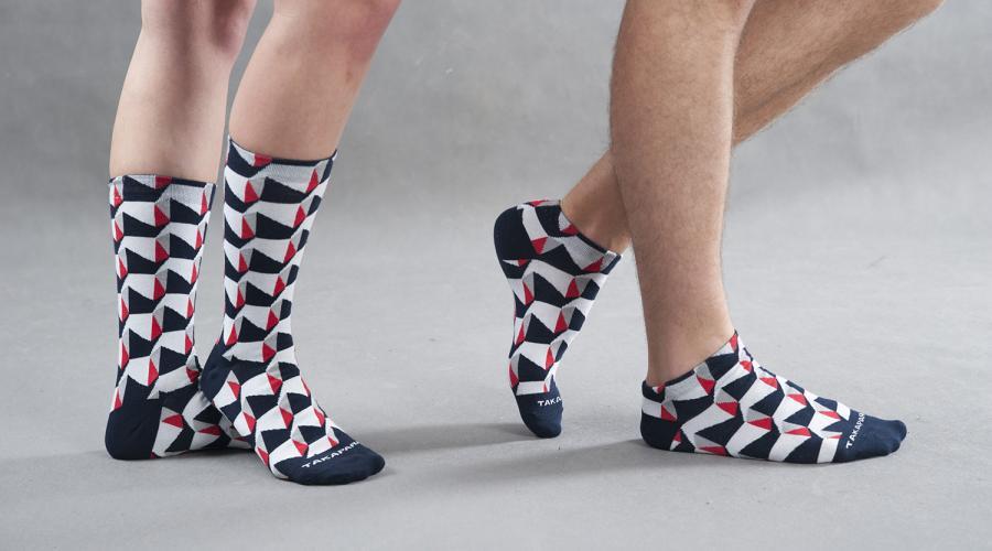 Kolorowe stopki - Tuwima 15m8 - Takapara | JestemSlow.pl