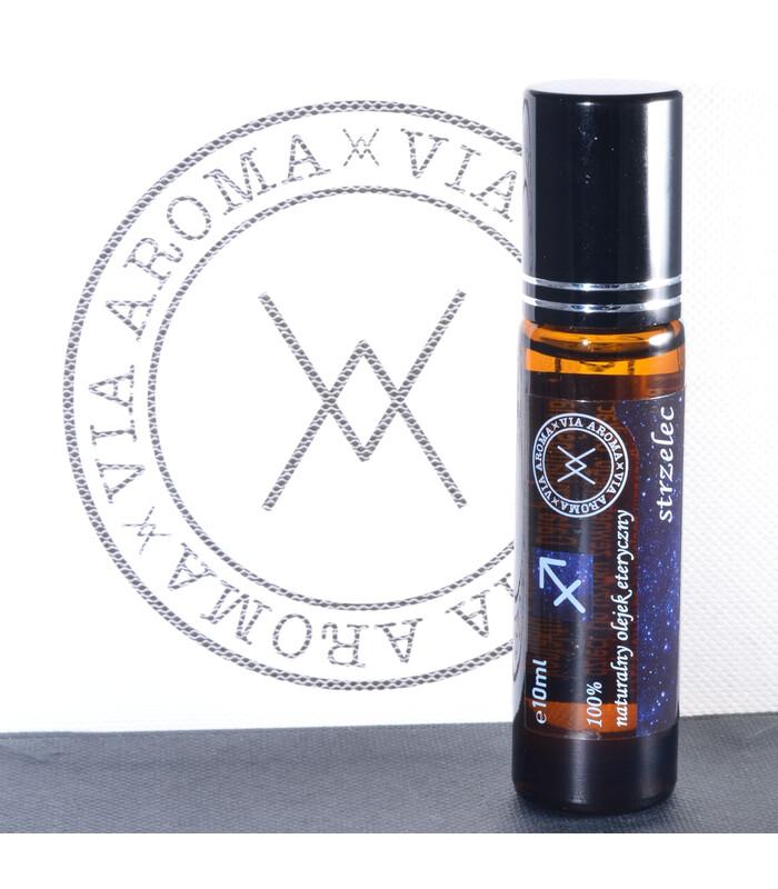 Perfumy naturalne dla STRZELCA - ViaAroma   JestemSlow.pl