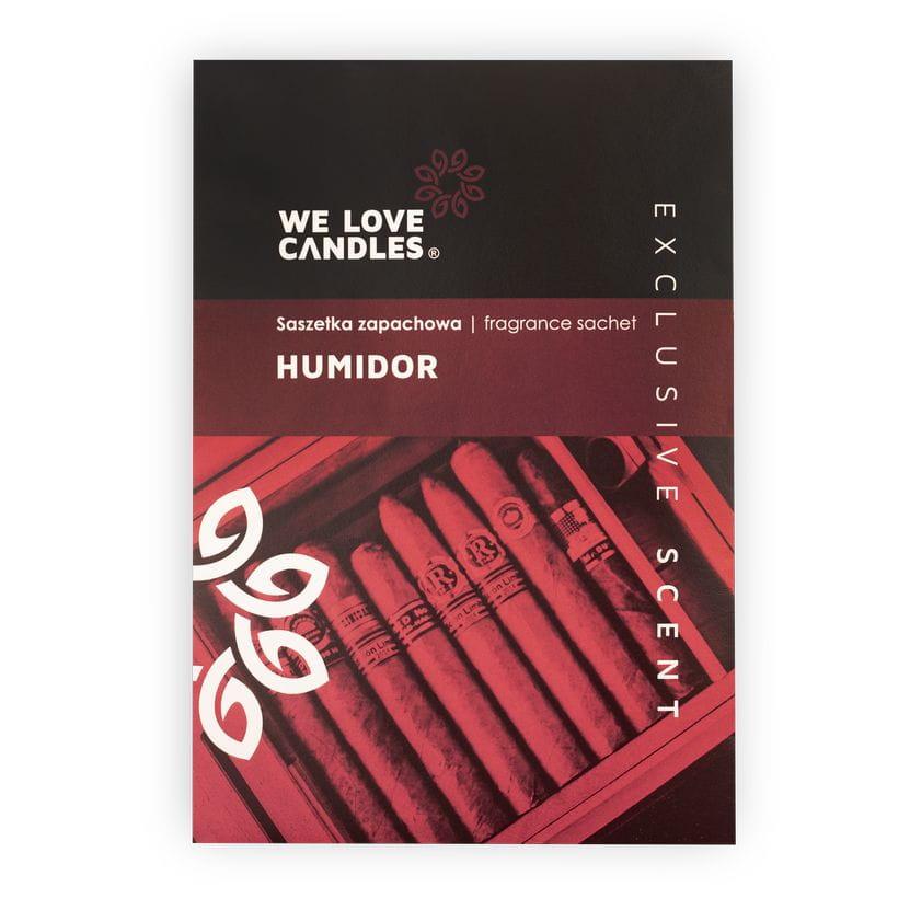 Saszetka zapachowa Humidor - We Love Candles&We Love Beds