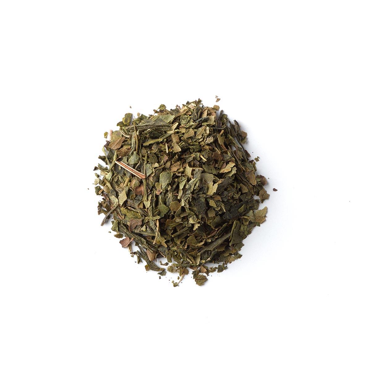 Kame. Blend zielonej herbaty z mirtem cytrynowym - Brown House & Tea | JestemSlow.pl