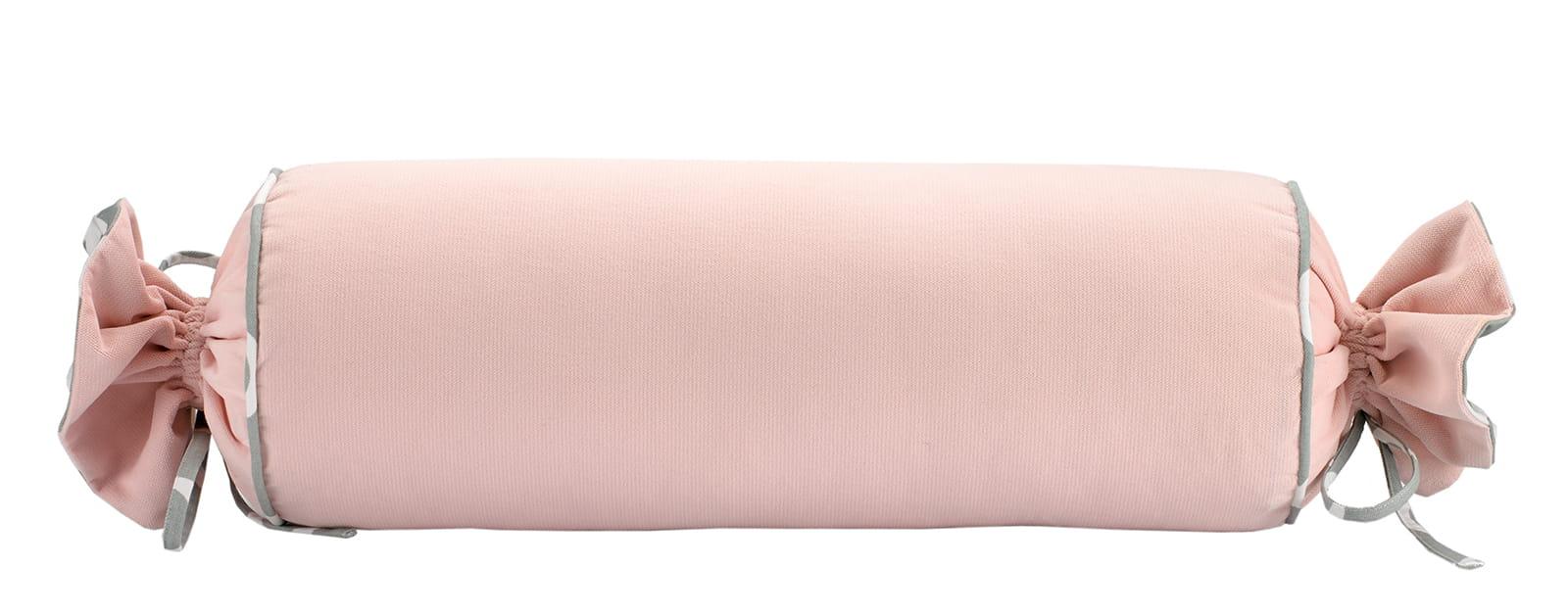 Poduszka dekoracyjna Rose Quartz Candy 20x58 cm - We Love Candles&We Love Beds