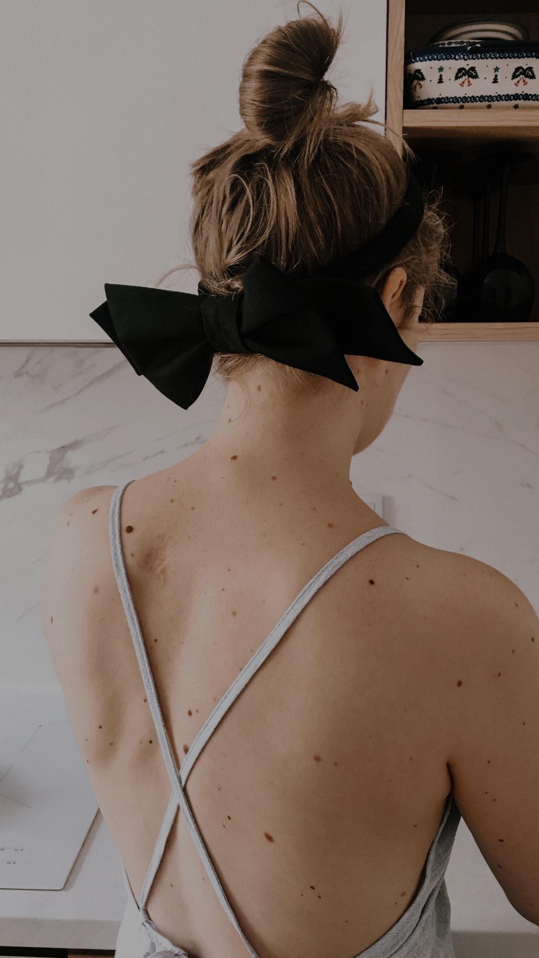 Opaska Zoja Black - mavka concept
