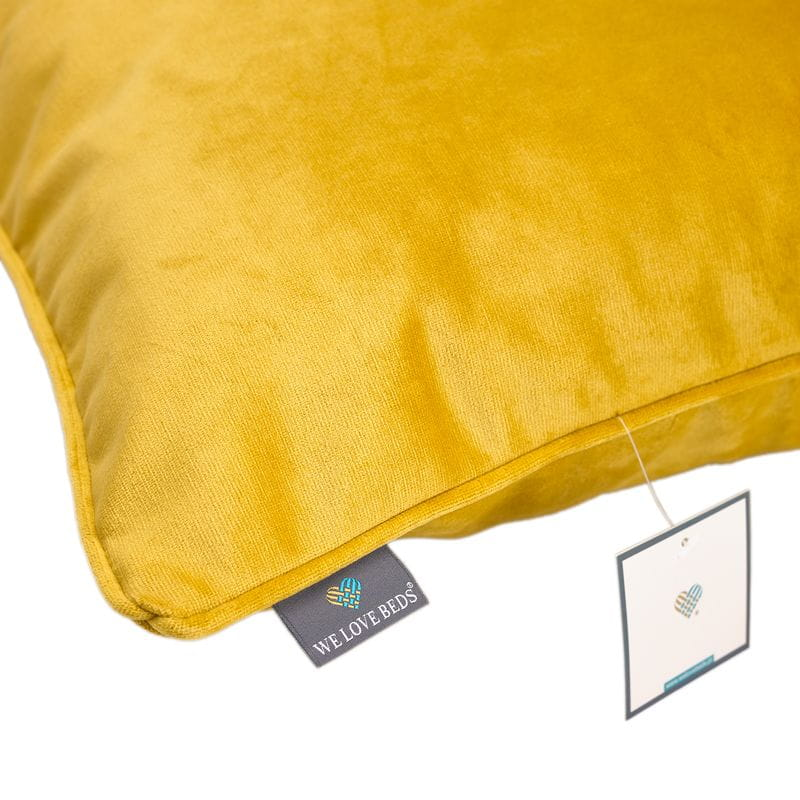 Poduszka dekoracyjna Dijon 50x50 cm - We Love Candles&We Love Beds