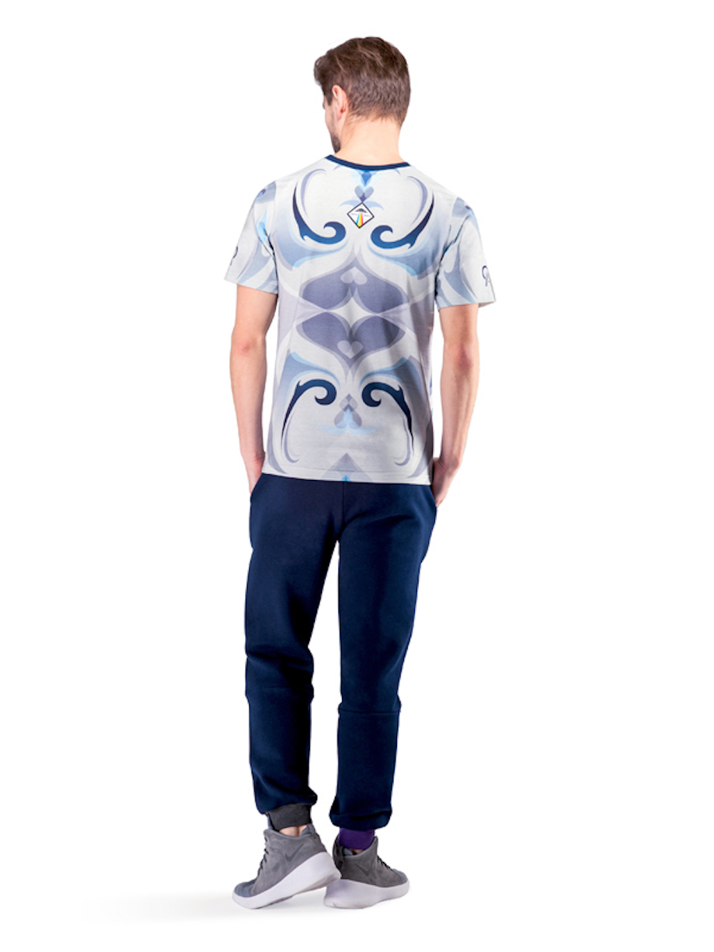 Carabus T-shirt (Grey) - Okuaku