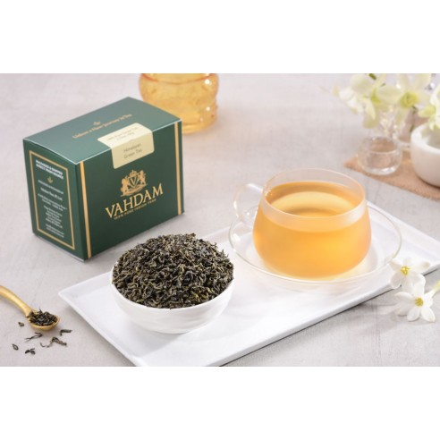 Himalayan Green Tea - Republika Smaków Sp. z o.o. | JestemSlow.pl