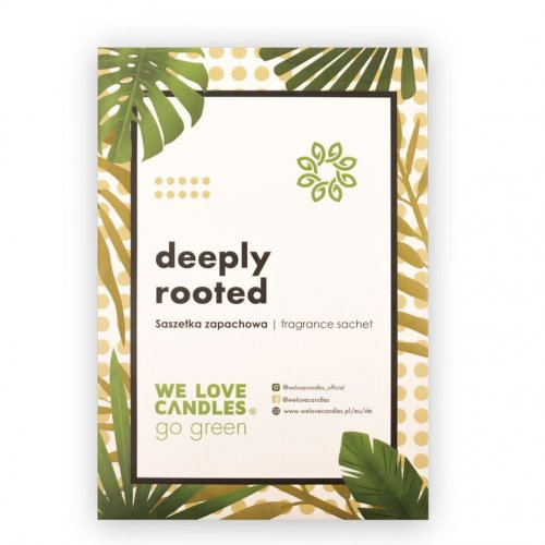 Saszetka zapachowa Deeply Rooted - We Love Candles&We Love Beds | JestemSlow.pl