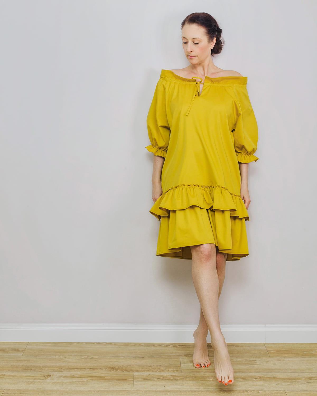 Sukienka Solei Vanilla Stuff - Slow Store | JestemSlow.pl