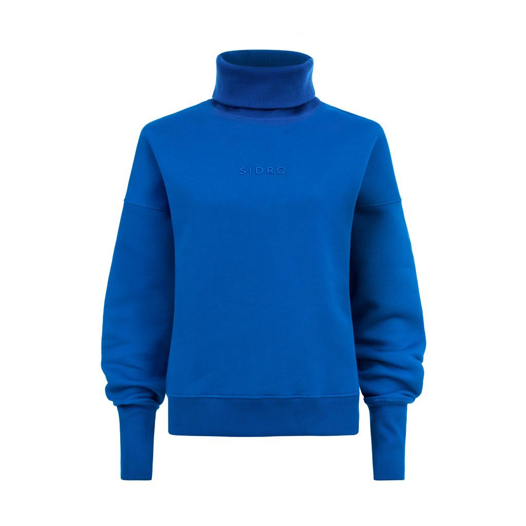 Bluza dresowa z golfem - Sidro | JestemSlow.pl
