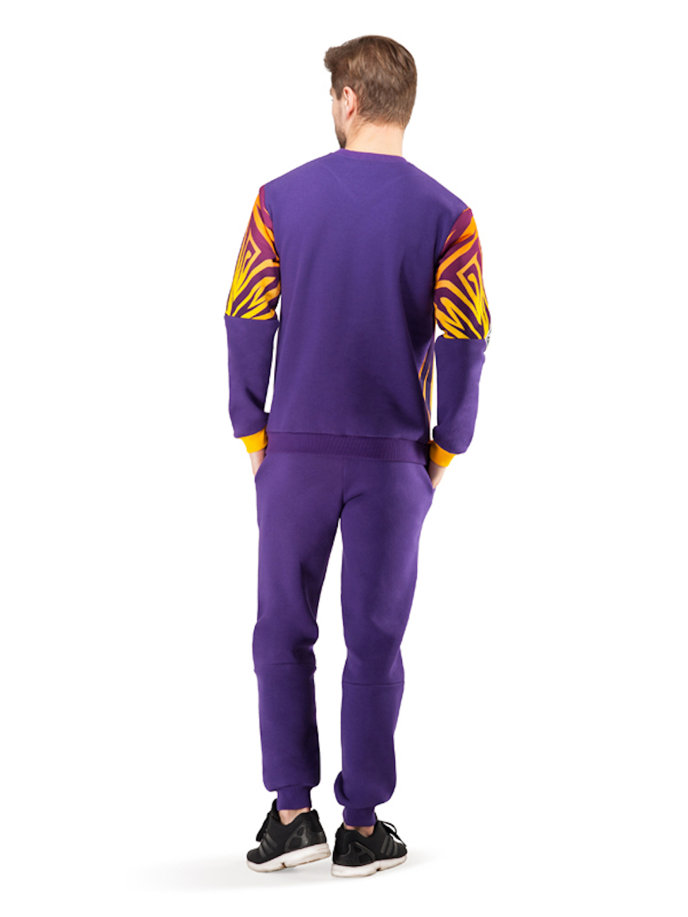 Mercury Sweatshirt (Purple) - Okuaku