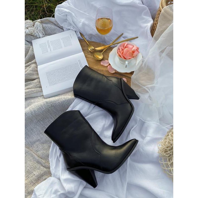 Ele Black - marshall shoes   JestemSlow.pl