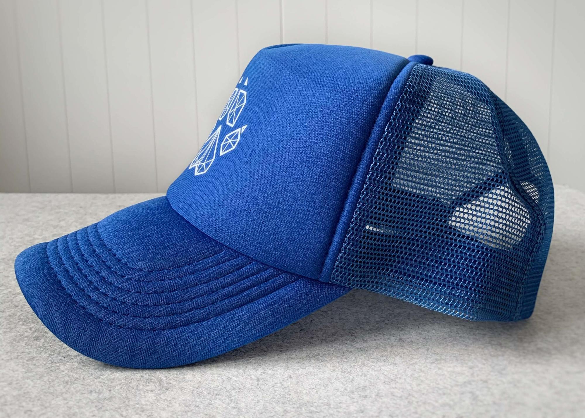 Blue Paw Trucker - ROTTlove