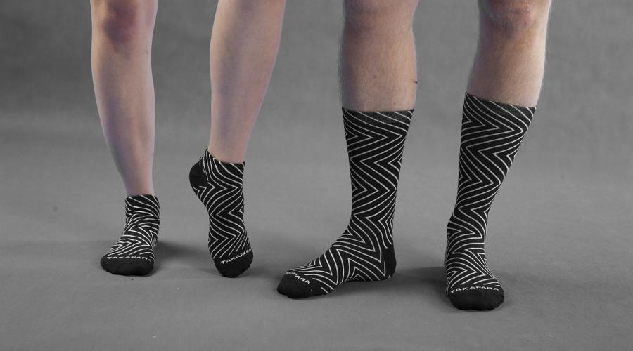 Kolorowe stopki - Zawiszy 80m8 - Takapara | JestemSlow.pl