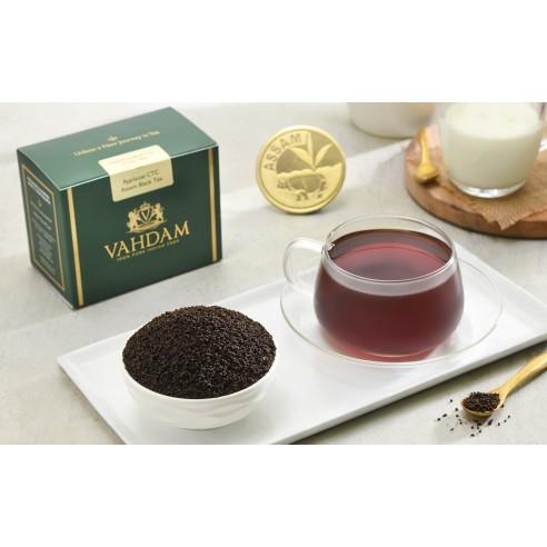 Applause CTC Assam Black Tea - Republika Smaków Sp. z o.o. | JestemSlow.pl