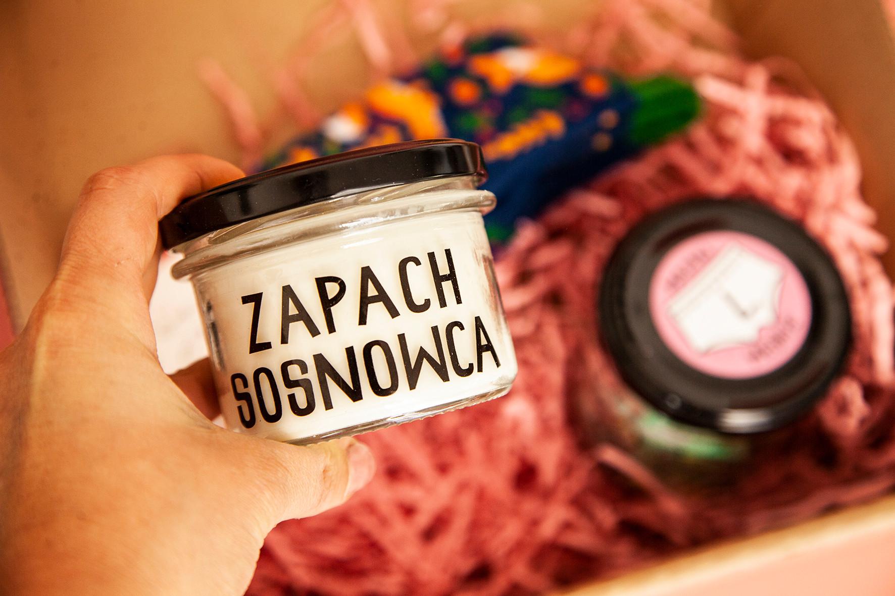 MYSTERY BOX - prezent niespodznianka - Majtki z Sosnowca by After Panty   JestemSlow.pl