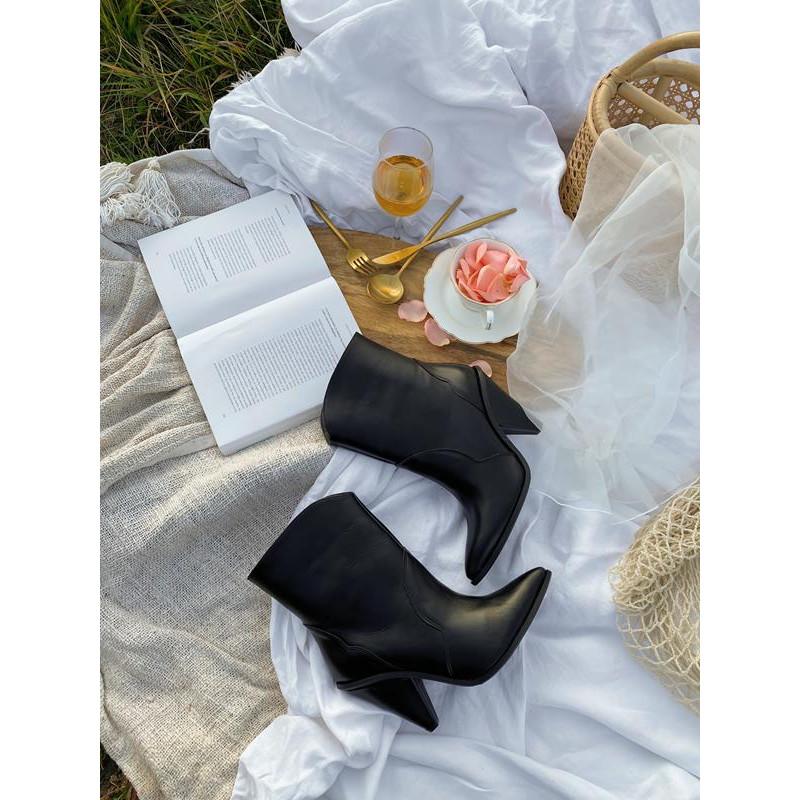 Ele Black - marshall shoes | JestemSlow.pl
