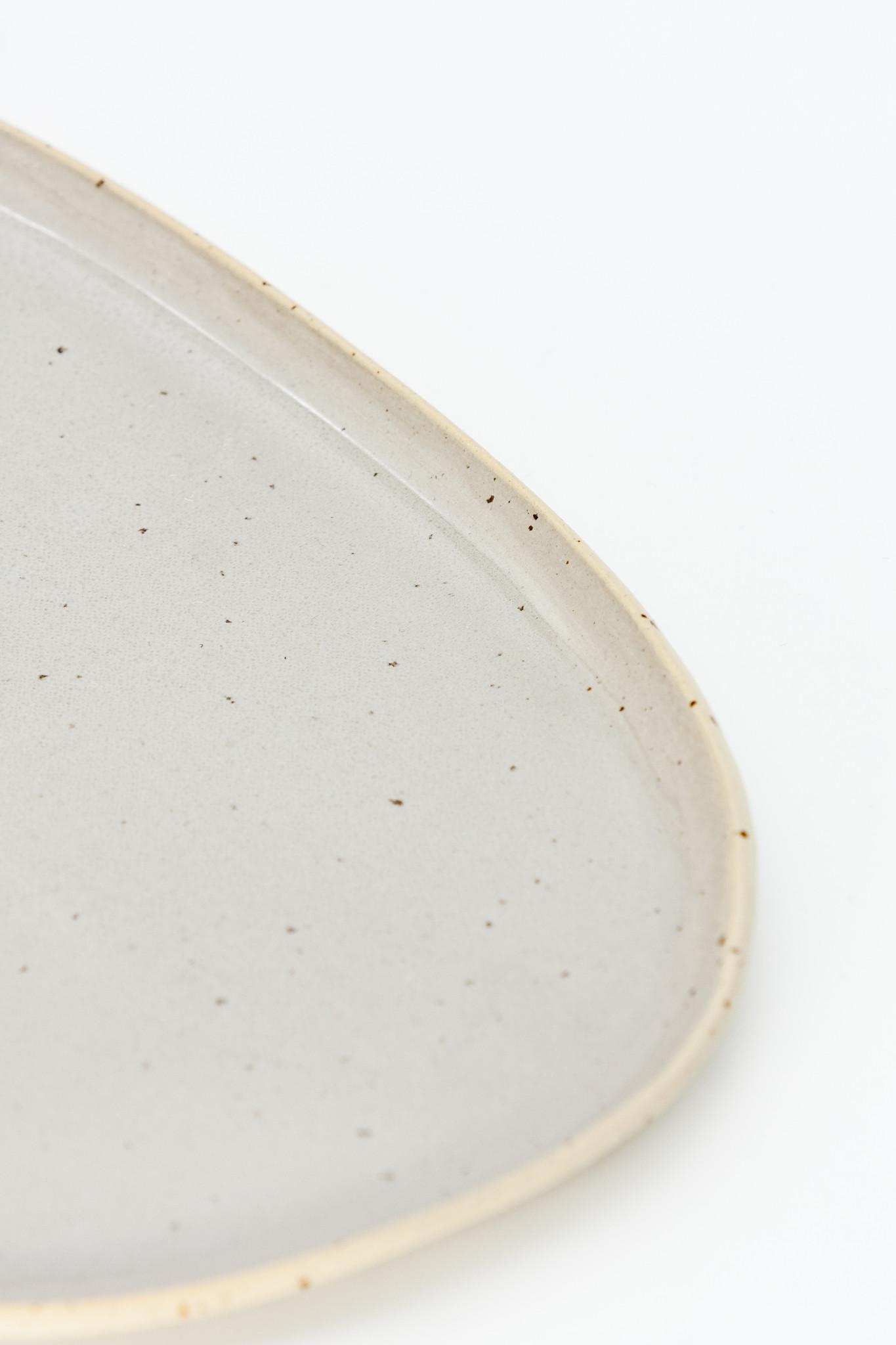 Zestaw małych półmisków SHADES OF GREY - Lui & Clay | JestemSlow.pl