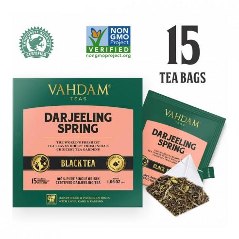 Darjeeling Spring Black Tea - Republika Smaków Sp. z o.o.   JestemSlow.pl
